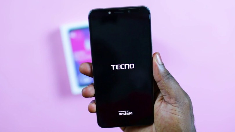 Download Tecno POUVOIR 1 firmware