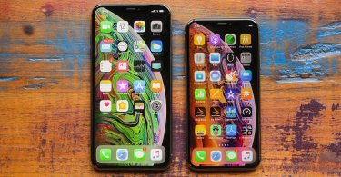 how to show battery percentage on iPhone XS and XS Max
