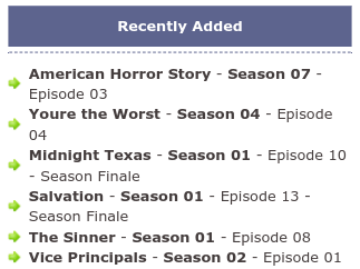 02tvseries recently added