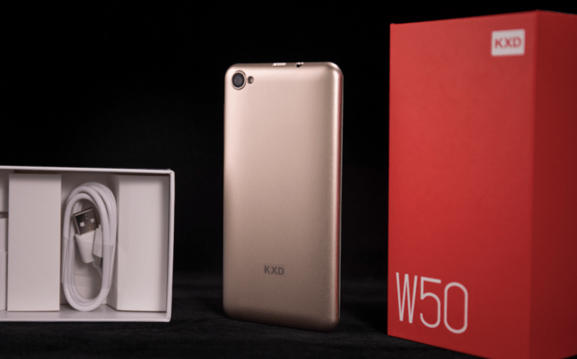 KXD W50 specifications