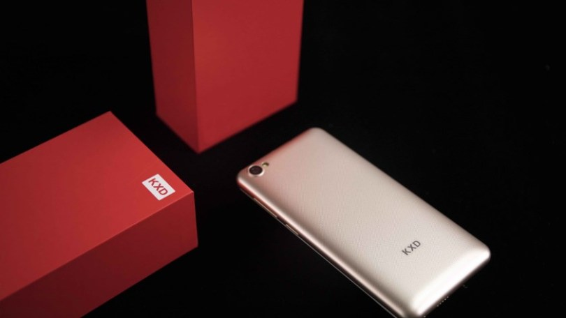KXD mobile phone packaging