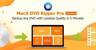 MacX DVD Ripper Pro - Best DVD Backup Software for Mac Review and Giveaway