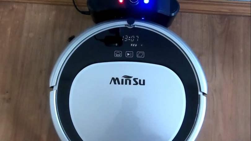 MinSu MSTC09 robotic vacuum