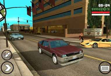 Download GTA San Andreas Lite apk game