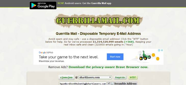 Top 10 Punto Medio Noticias | Fake Email Generator App