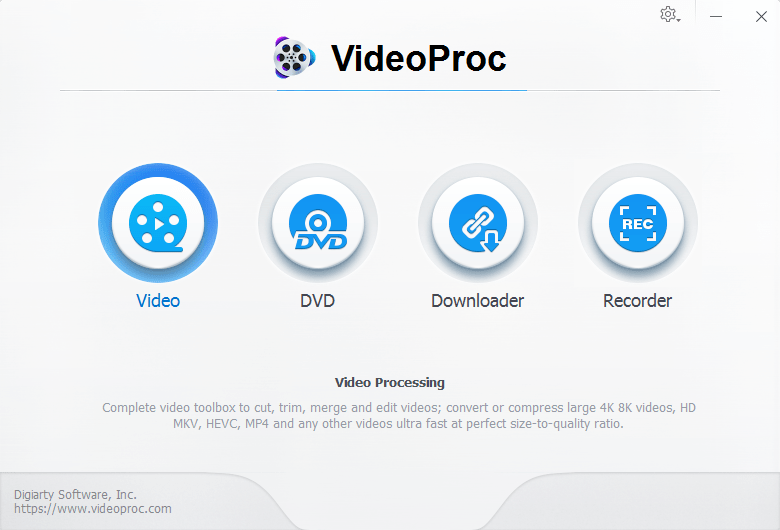 Easy to use video editing tool