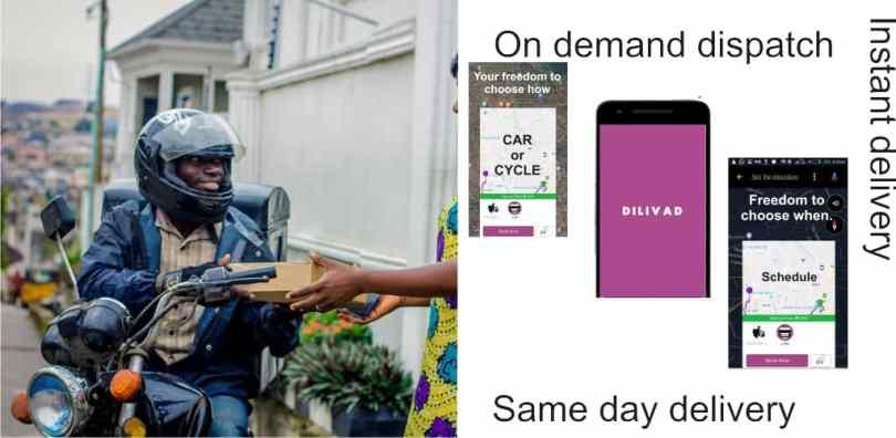 Dilivad app