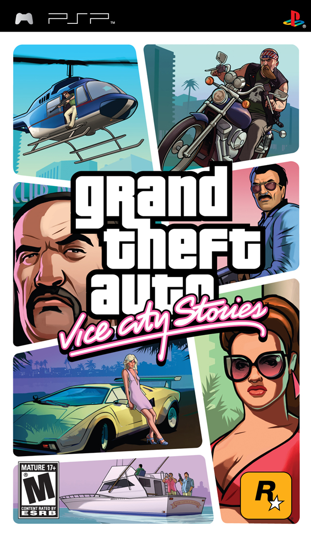 Play Grand Theft Auto PPSSPP game on android