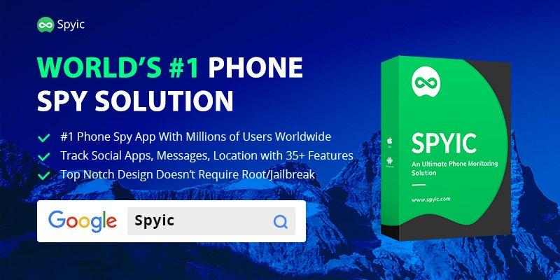 spyic spy app