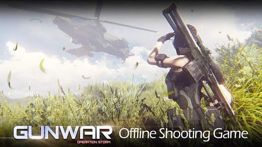 gun war offline shooting game for android