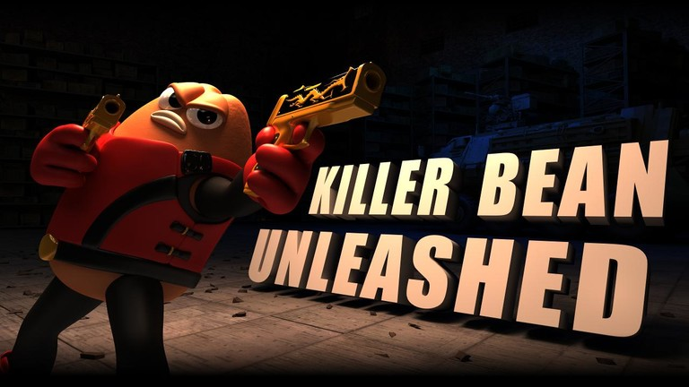 Killer Bean Unleashed shooting game for android