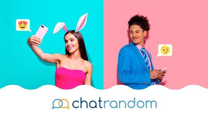 ChatRandom: Randomly Video Chat With New People