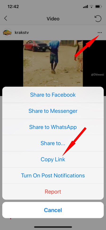 How To Download Video From Facebook, Instagram On iPhone