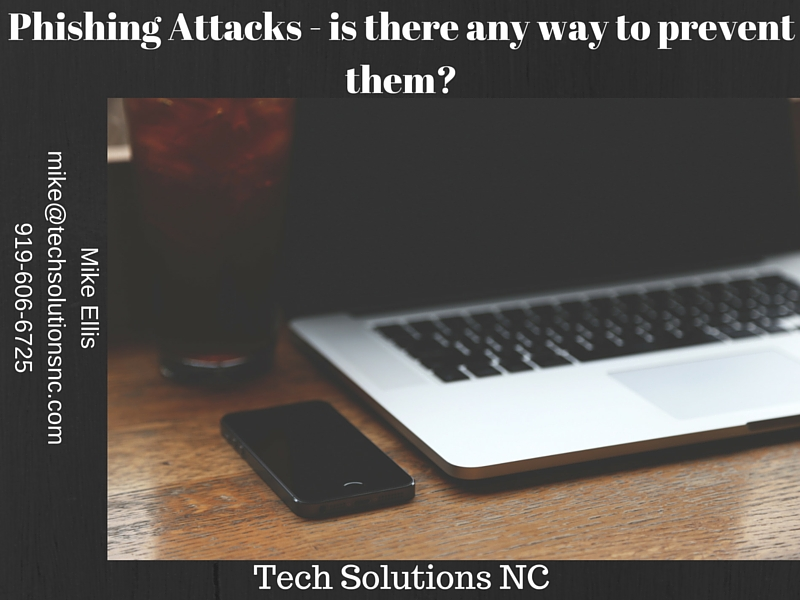 Phishing Attacks - is there any way to prevent them