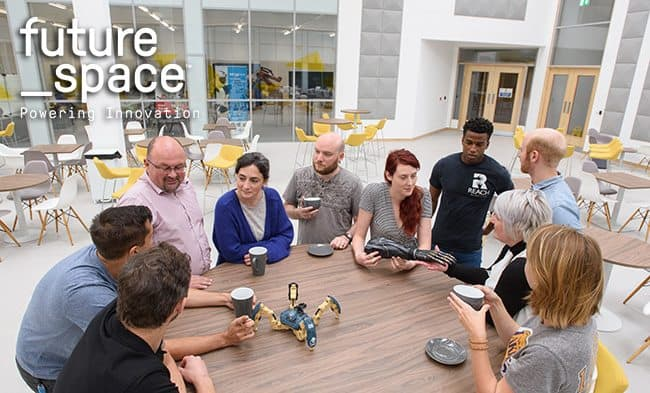 UWEs Future Space Innovation Hub Opens For Business