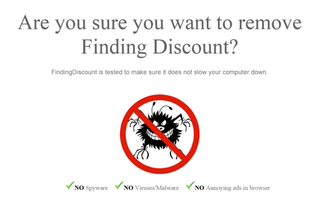 Finding Discount Webpage