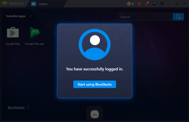 how to download and instal bluestacks