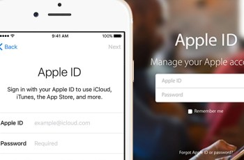 How to create apple id free