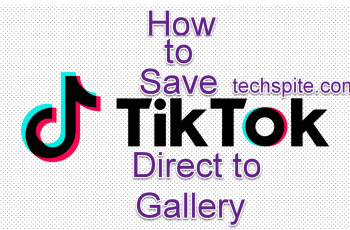How to Save Tik Tok Videos Direct to Gallery