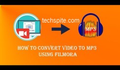 How To Convert Video to MP3 using Filmora?