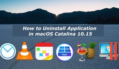 How to Uninstall Application in macOS Catalina 10.15