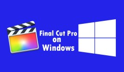 Install Final Cut Pro on Windows