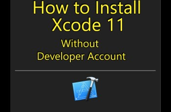 Download Xcode 11 without Developer Account
