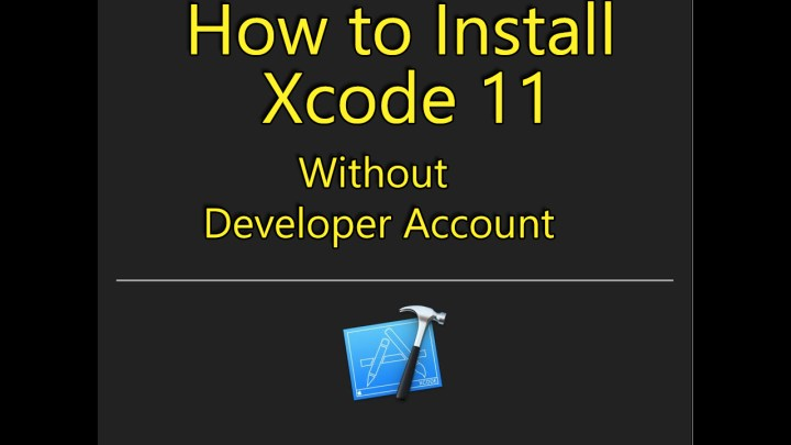 How to Download Xcode 11 without a Developer Account