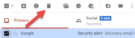 How to Delete and Recover Deleted Emails in Gmail