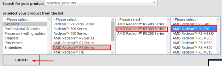 How to download and install AMD drivers – on Windows 10
