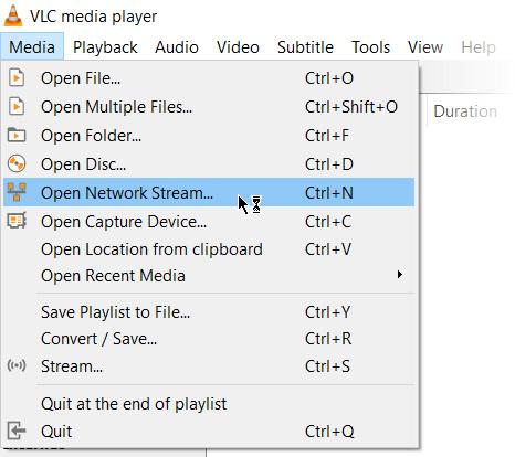 VLC-Player-Media-Stream
