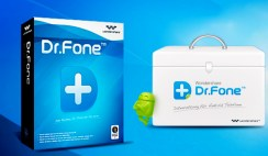 How to transfer Files from phone to computer online - Dr.fone