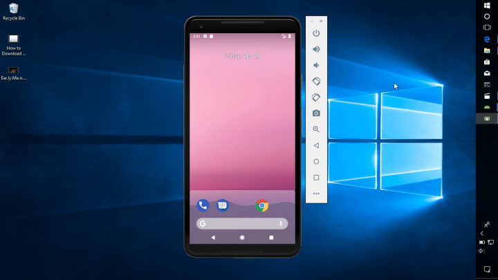 How to install Android Pie 9 on Android Studio on Windows 10