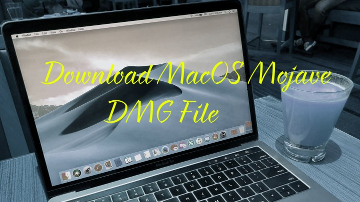 Download macOS Mojave dmg file