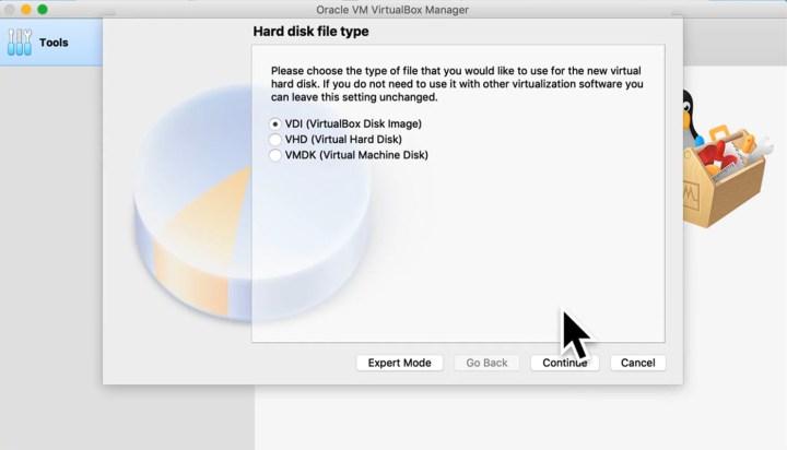 Hard Disk file Type