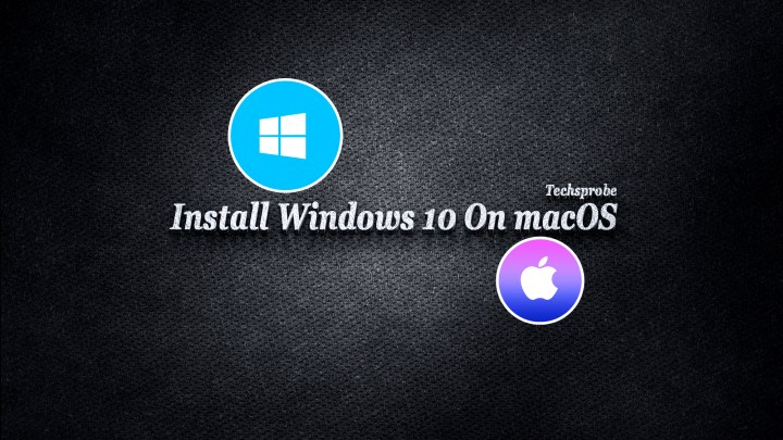 How to Install Windows 10 on MacOS on VirtualBox