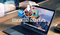 Download macOS Sierra VirtualBox and VMware image