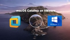 How to Install macOS Catalina on VMware on Windows
