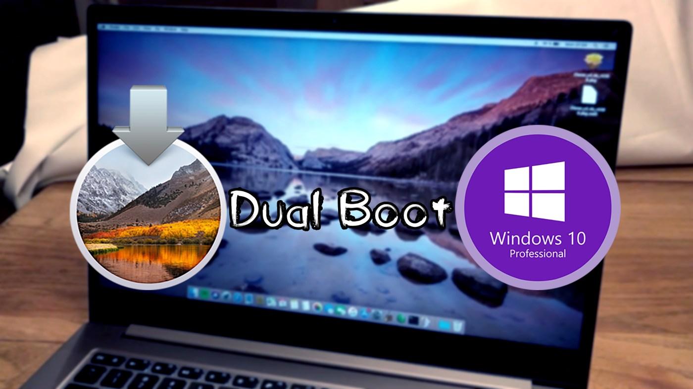 Dual Boot macOS High Sierra with Windows 10