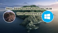 How to Dual Boot macOS Catalina 10.15 with Windows 10