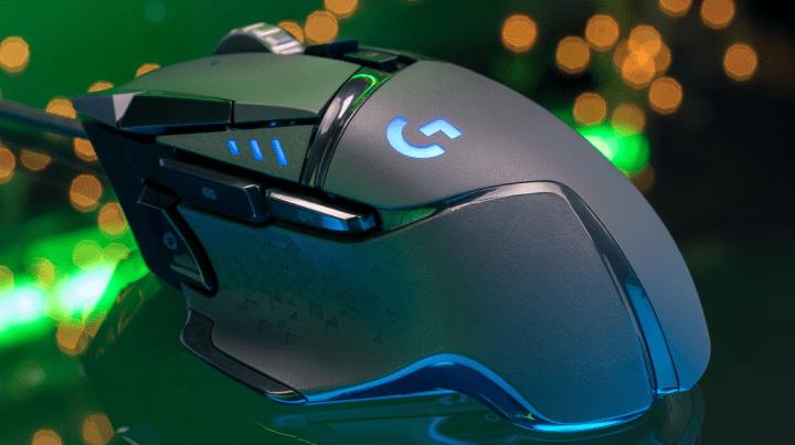 Logitech 502 Hero Gaming mouse