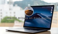 How to Install macOS Mojave 10.14 on ASUS Laptop