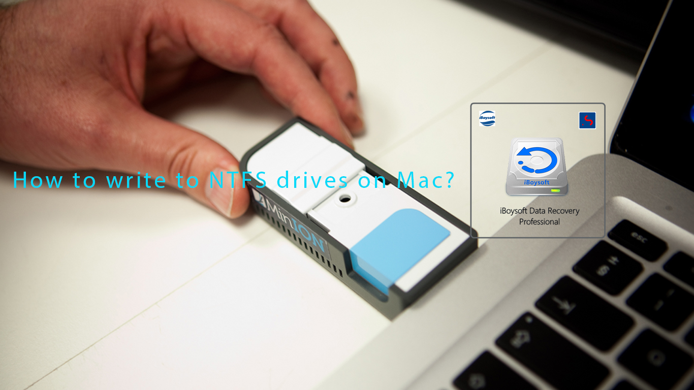 How to Write to NTFS Drives on Mac - Step by Step
