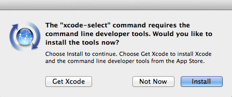 install-Xcode