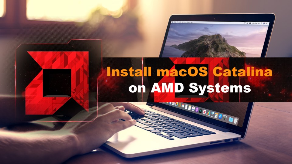 How to Install macOS Catalina on VMware on AMD Systems