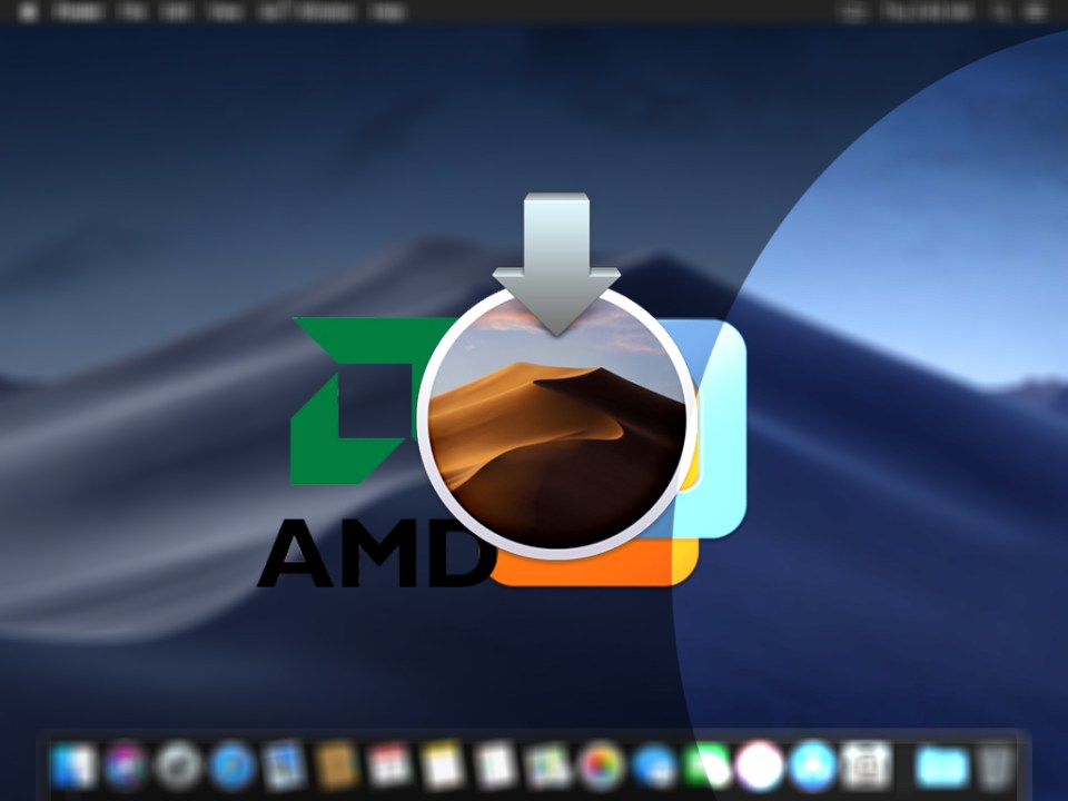 How to Install macOS Mojave 10.14 on VMware on AMD Radeon