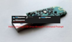 How to Format USB Drive through Command Prompt