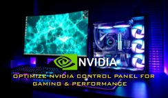 How to Optimize NVidia Control Panel For GAMING & Performance