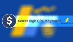 How to Select High CPC Keywords to Increase your Revenue