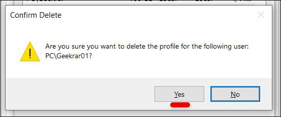 How to Delete User Profile Correctly in Windows 10
